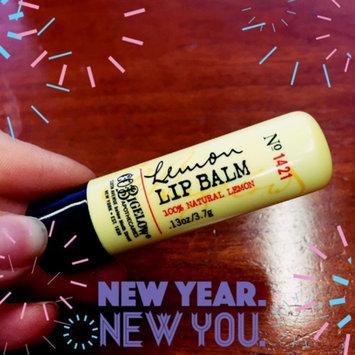 Photo of C.O. Bigelow Lemon Lip Balm uploaded by Brittany D.