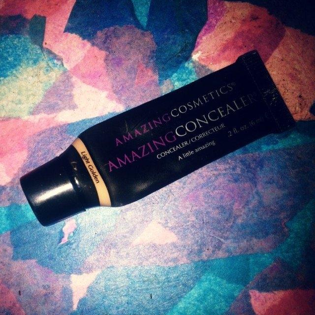 Amazing Cosmetics Amazing Concealer uploaded by Alissa S.