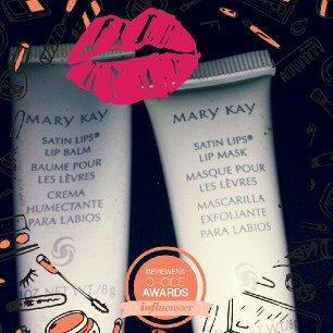 Photo of Mary Kay Satin Lips Set - Lip Balm & Lip Mask uploaded by beatriz g.
