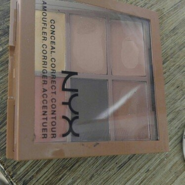 NYX 2014 Correct Contour Concela - Deep uploaded by Amanda J.