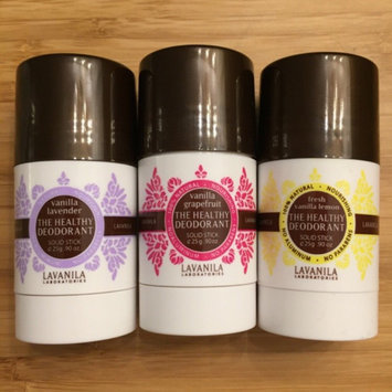 Photo of LAVANILA The Healthy Deodorant Fresh Vanilla Lemon 2 oz uploaded by Sarah T.