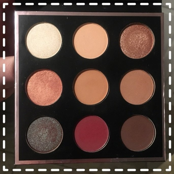 Makeup Geek X Mannymua Palette uploaded by Nikki K.