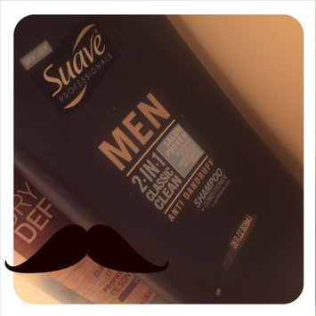 Photo of Suave Men 2-in-1 Anti Dandruff Shampoo + Conditioner - 28.0 fl oz uploaded by Bailey S.