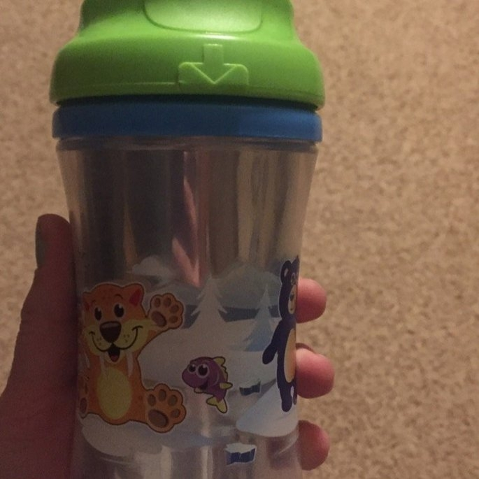 Gerber Graduates 2pk Advanced Insulated Cup-Like Rim Sippy Cup uploaded by Kayla H.