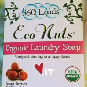 Eco Nuts Organic Laundry Soap (360 Loads) uploaded by Cherry G.