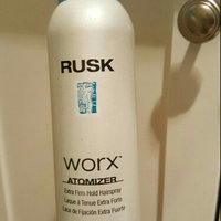RUSK by Rusk WORX ATOMIZER EXTRA FIRM HOLD HAIRSPRAY 10 OZ for Unisex uploaded by Ashley R.