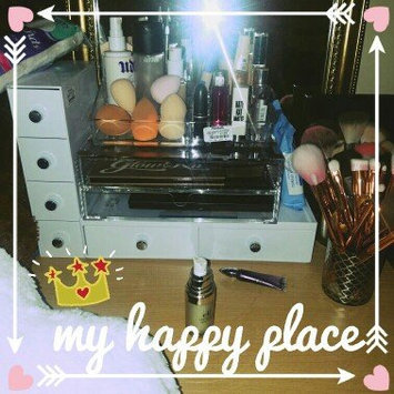 Clear Acrylic Makeup Organizer Cosmetic Organizer and Large 3-Drawer Jewerly Chest uploaded by Martikka M.