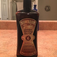 Hawaiian Tropic® Golden Tanning Dry Oil SPF 6 Sunscreen uploaded by Wendy G.