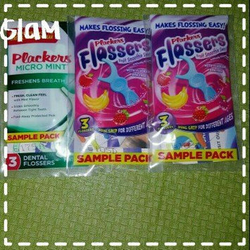 Plackers Dual Grip Fruit Smoothie Swirl Kid's Flossers uploaded by Adalgisa c.