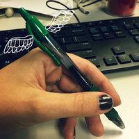 Pilot Refillable G-2 Gel Ink Pen, 0.7mm Fine - Green Ink (12 Per Set) uploaded by Kathryn K.