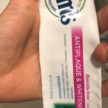 Photo of Tom's of Maine Wicked Fresh! Toothpaste uploaded by Gabriela P.