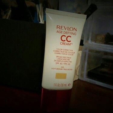 Revlon Age Defying CC Cream - Medium uploaded by Lisa H.