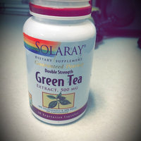 Solaray Green Tea Double Strength - 30 Capsules - Other Herbs uploaded by Dalila V.