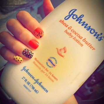 Photo of JOHNSON'S® Baby Skin Nourish Shea & Cocoa Butter Lotion uploaded by Felecia F.