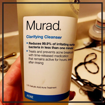 Murad Clarifying Cleanser uploaded by nicole d.
