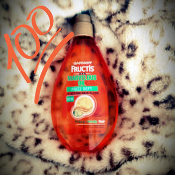 Photo of Garnier Fructis Style Unruly Hair Oil, 5.1 oz uploaded by Jillian G.