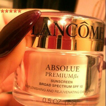 Photo of Lancôme Absolue Eye Premium βx Replenishing and Rejuvenating Eye Cream uploaded by Karla O.