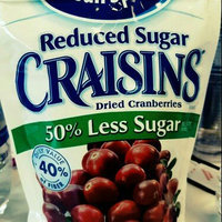 Ocean Spray Reduced Sugar Craisins Dried Cranberries 50% Less Suger uploaded by Dina S.
