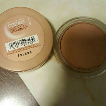 Maybelline Dream Smooth Mousse Foundation uploaded by Ashley C.