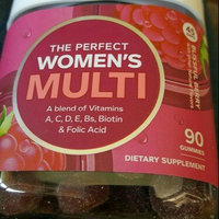 Olly The Perfect Women's Multi-Vitamin Blissful Berry Gummies uploaded by Heather D.