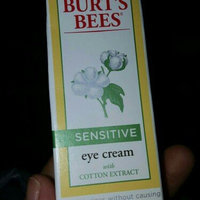 Burt's Bees Sensitive Eye Cream uploaded by Danielle L.