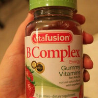 Vitafusion B Complex Energy Gummy Vitamins uploaded by Megan M.