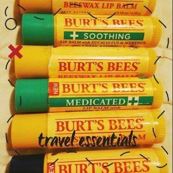 Burt's Bees 100% Natural Lip Balm uploaded by Shauna H.