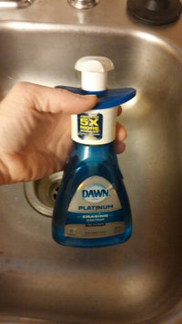 Dawn Platinum Erasing Dish Foam Fresh Rapids Scent uploaded by Rachael W.