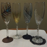 Libbey Glass Charisma Champagne Flutes Set of 12 uploaded by Emily C.