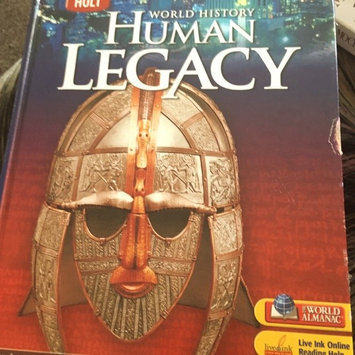 Photo of World History Human Legacy uploaded by diana a.