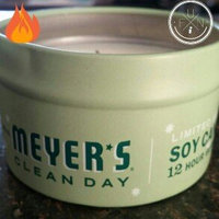 Mrs. Meyer's Clean Day Soy Candle uploaded by Allison D.