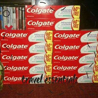 Colgate Optic White Dual Action Toothpaste Crystal Mint uploaded by Sharlyn  H.