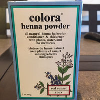 COLORA Henna Powder Red Sunset 60g uploaded by Dana T.