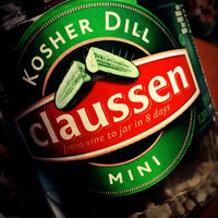 Claussen Kosher Dill Mini uploaded by Lacey L.