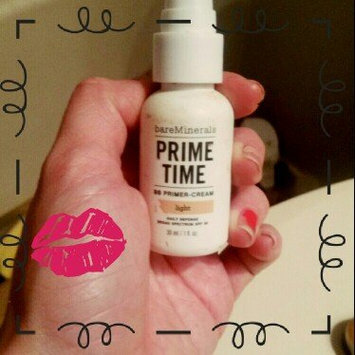 BareMinerals Prime Time BB Primer-Cream Daily Defense Broad Spectrum SPF 30 uploaded by Crystal D.