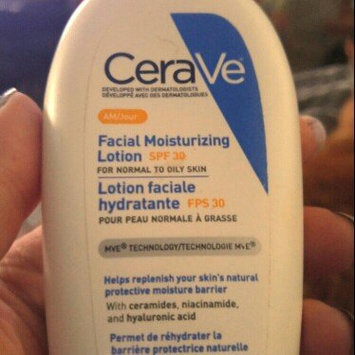 Photo of CeraVe AM Facial Moisturizing Lotion uploaded by Chelsea L.