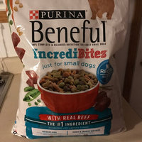 Purina Beneful IncrediBites Dog Food uploaded by Sarah W.