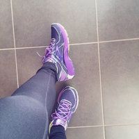 Brooks Women's Adrenaline Gts 15 Running Shoe [White/DazzlingBlue/SharpGreen, 9.5 B(M) US] uploaded by Catherine B.