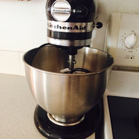 KitchenAid 4.5 Qt Ultra Power Stand Mixer - Contour Silver uploaded by Jahara C.