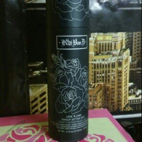 Photo of Kat Von D Lock 'n Load Makeup Setting Mist uploaded by Asaneya H.