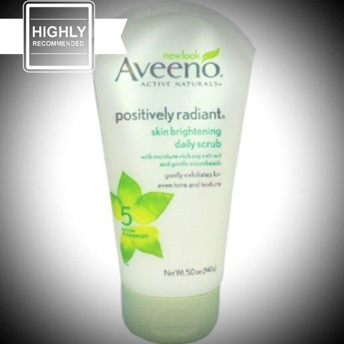 Aveeno Positively Radiant Skin Brightening Daily Scrub uploaded by Julie C.