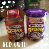 Smucker's Strawberry Stripes Goober Peanut Butter & Jelly 18 Oz Jar uploaded by Natalie M.