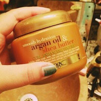 OGX® Smooth Hydration Argan Oil & Shea Butter Curl Enhancing Yogurt uploaded by Holly D.