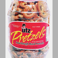 Utz Pretzels Sourdough Hard Pretzels uploaded by Ariel H.