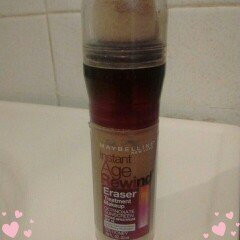 Maybelline New York Instant Age Rewind Eraser Treatment Makeup uploaded by Andrea W.