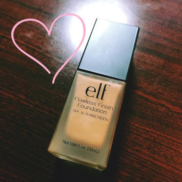 e.l.f. Cosmetics Flawless Finish Foundation uploaded by Shishandra D.