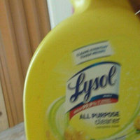 Lysol All Purpose Cleaner Lemon Breeze uploaded by Nicole S.