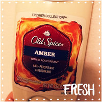Fresher Collection Old Spice Fresher Collection Amber Scent Invisible Solid Men's Antiperspirant & Deodorant 3.4 oz uploaded by Christine L.