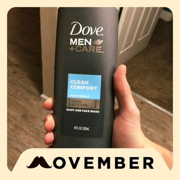 Photo of Dove Men+Care Clean Comfort Body And Face Wash uploaded by Sara A.