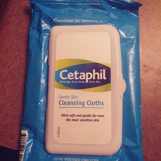Cetaphil Gentle Skin Cleansing Cloths - 25 count uploaded by Yovonda H.